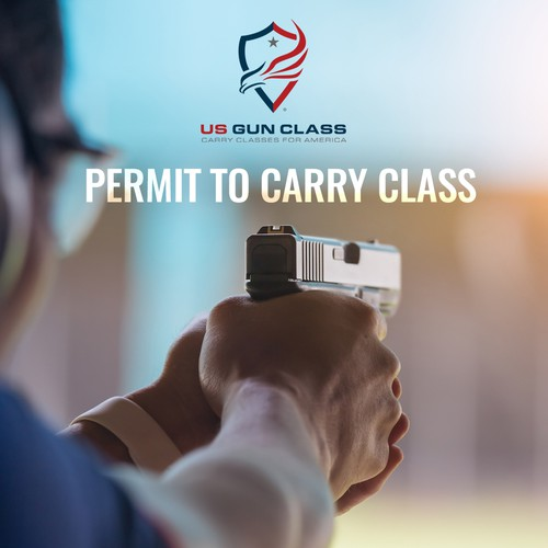 Facebook ad for Permit to Carry Class