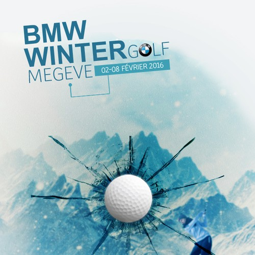 bmw wintergolf