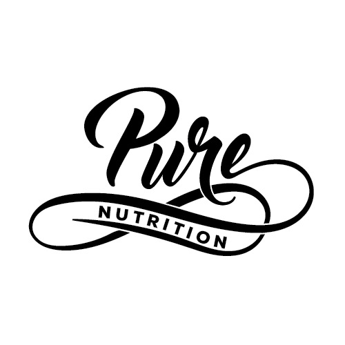 Pure Nutrition Logo Design