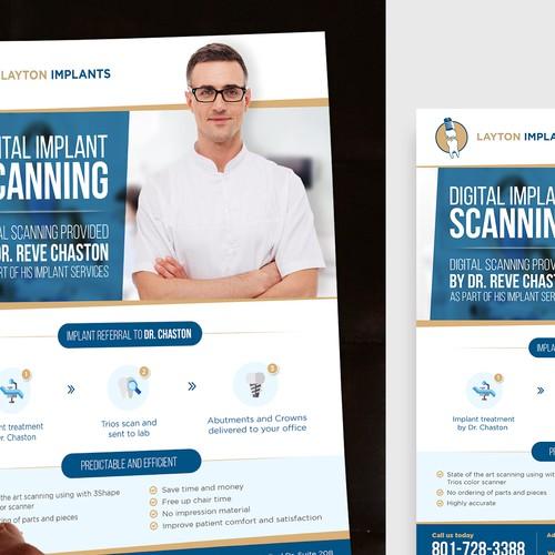 Flyer for Layton Implants