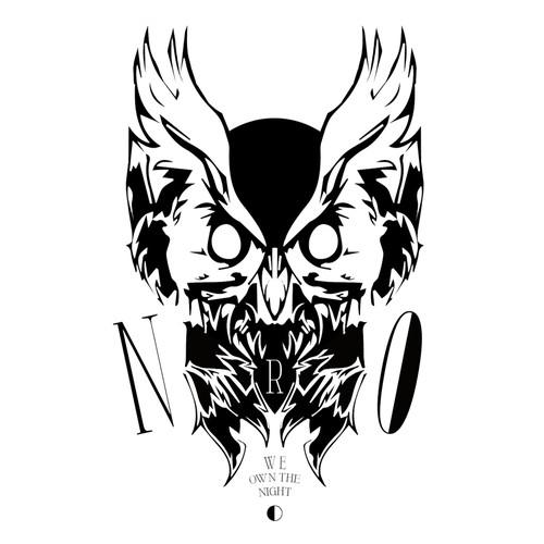 "OWL TATOO for ""NRO We own the Night"""