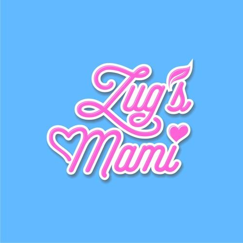 Lovely Logo Design for Zug's Mami