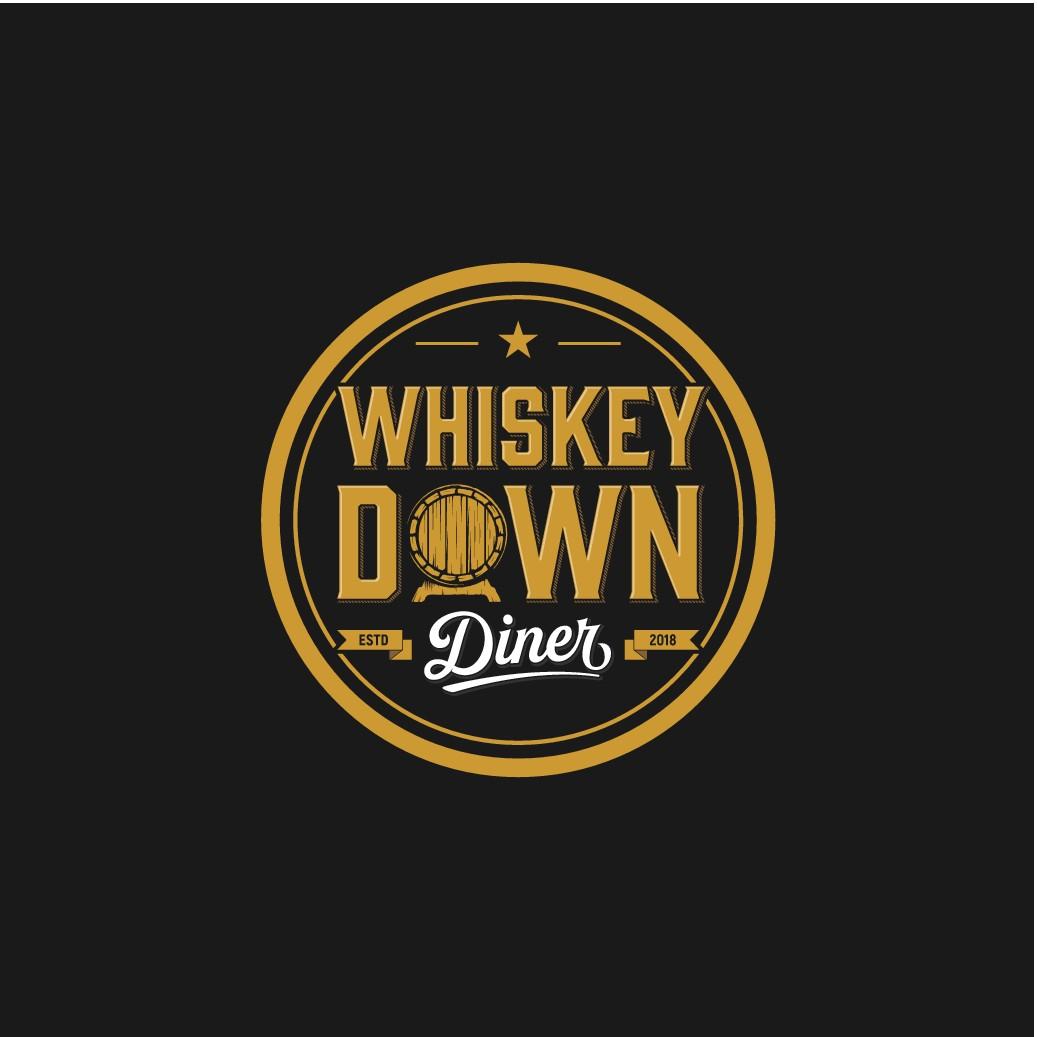 Design a logo for a new and fun concept of a retro diner.