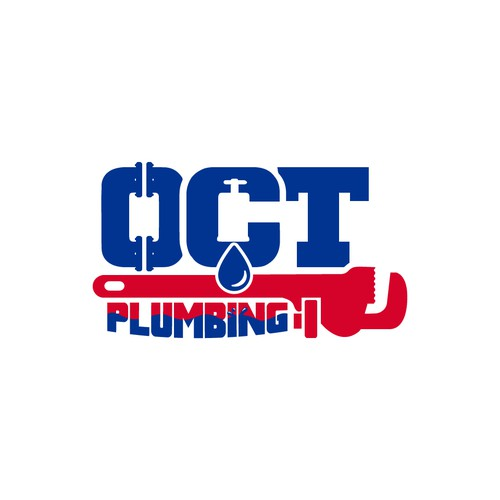 Logo for Plumbing Service