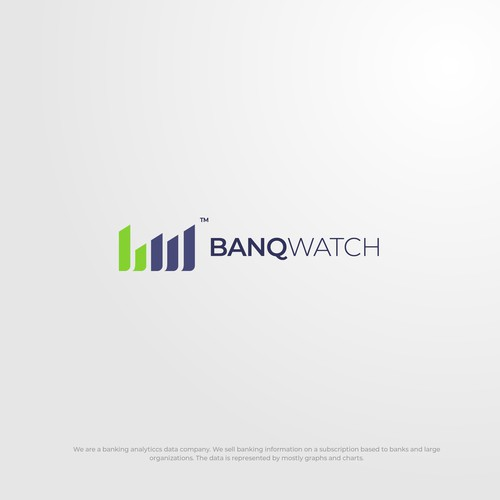 Simple Logo Design for BanqWatch