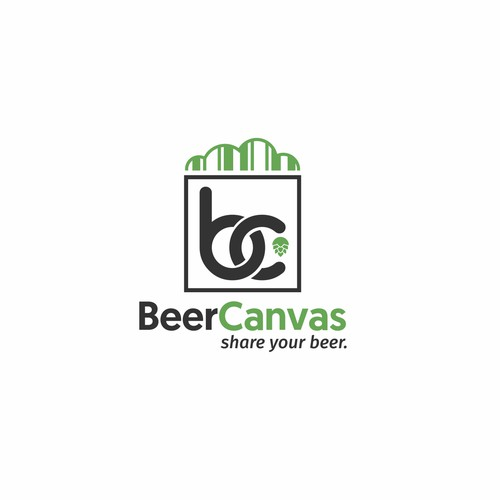 Logo concept for BeerCanvas