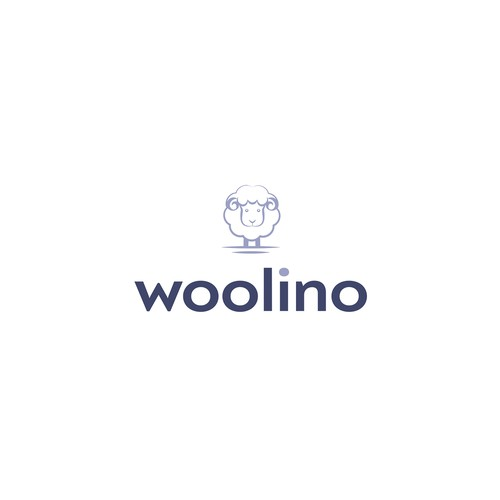 Logo proposal for woolino