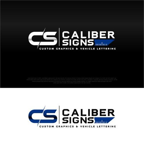 CS CALIBER SIGNS