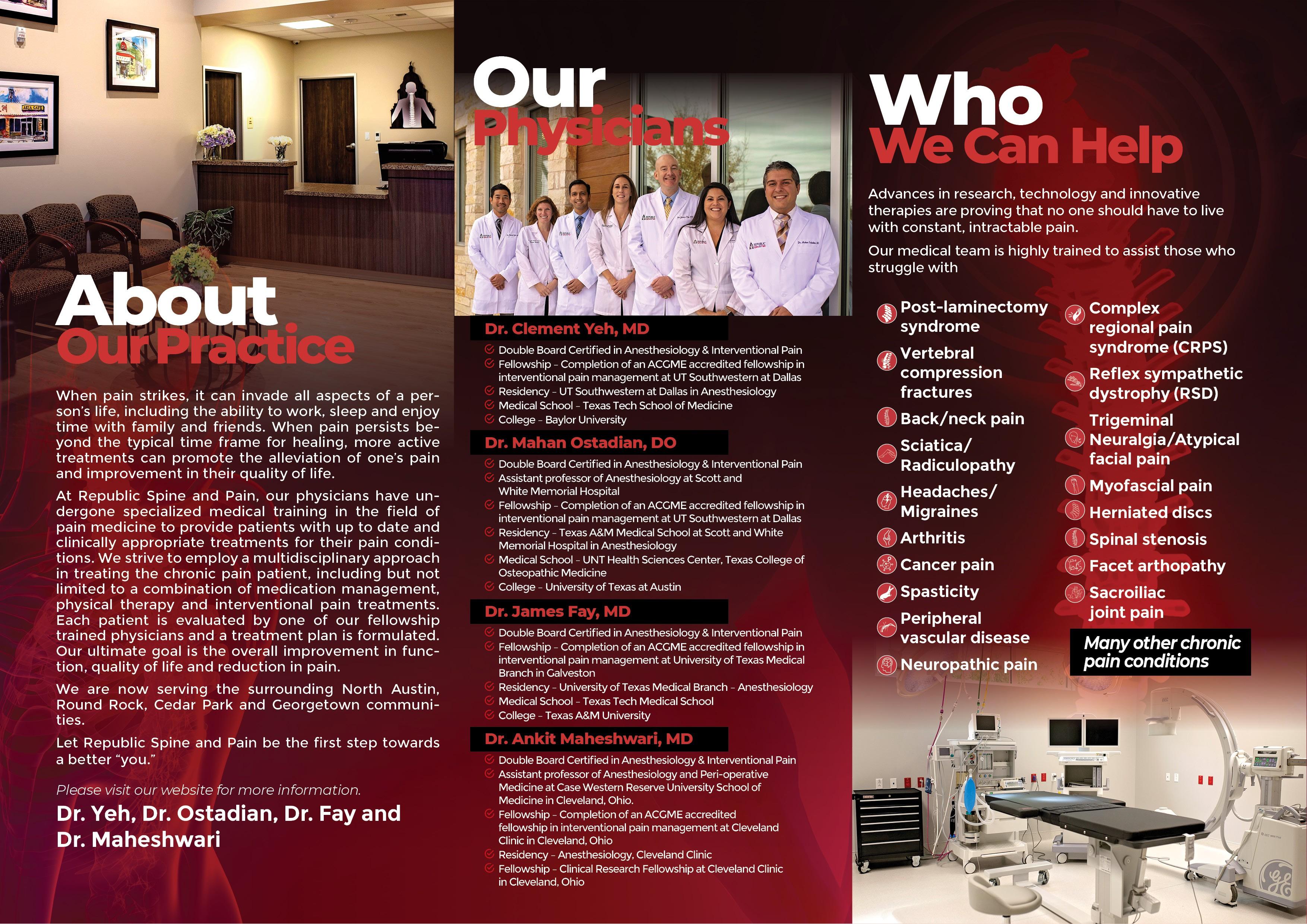 New RSP Brochure
