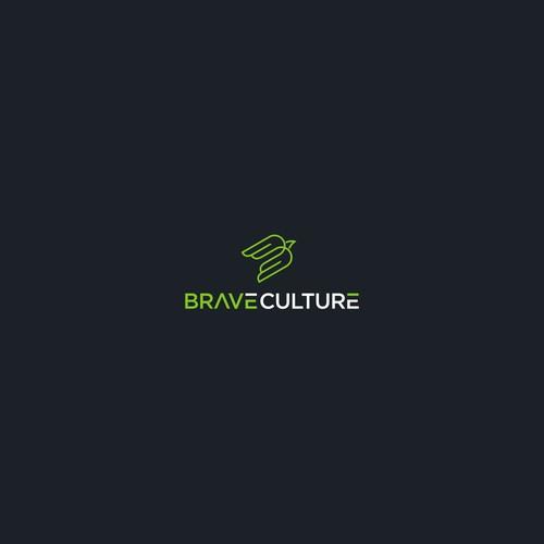 logo concept for braveculture