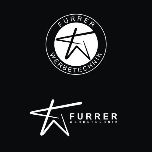 Logogestaltung für Werbetechnikunternehmen
