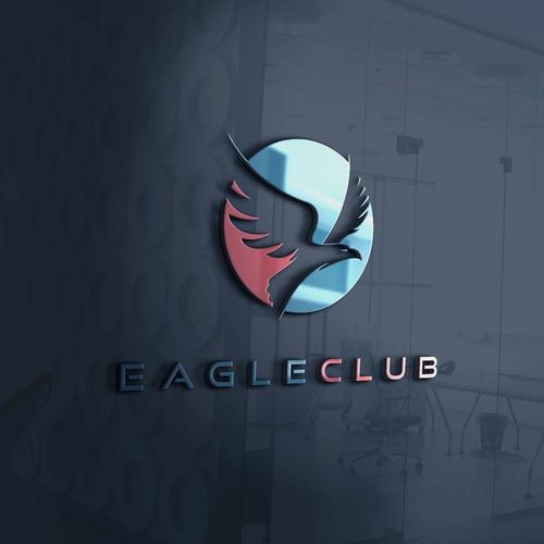 Logo for Eagle Club