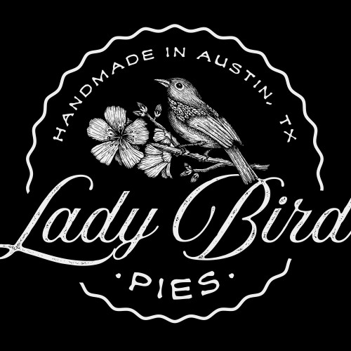 Logo Design for Lady Bird Pies