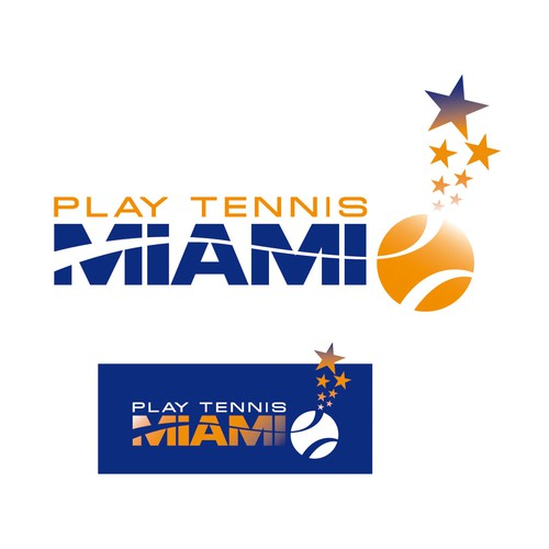 logo for Play Tennis Miami