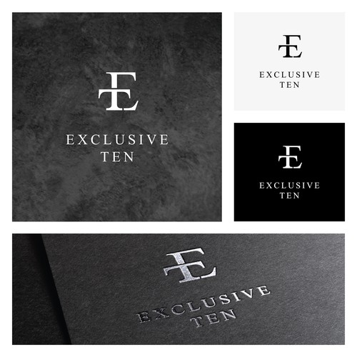 Logo design for luxury ski chalet company