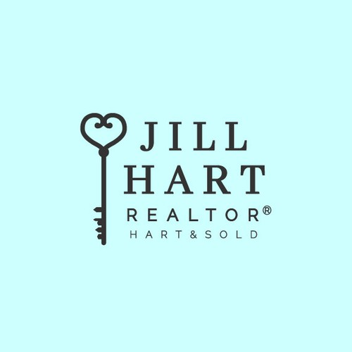 Sweet logo for a realtor