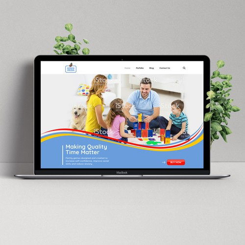 Store Home Page Banner