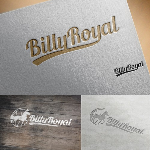 Help Billy Royal get his groove back... Logo for Western Horse TackBrand