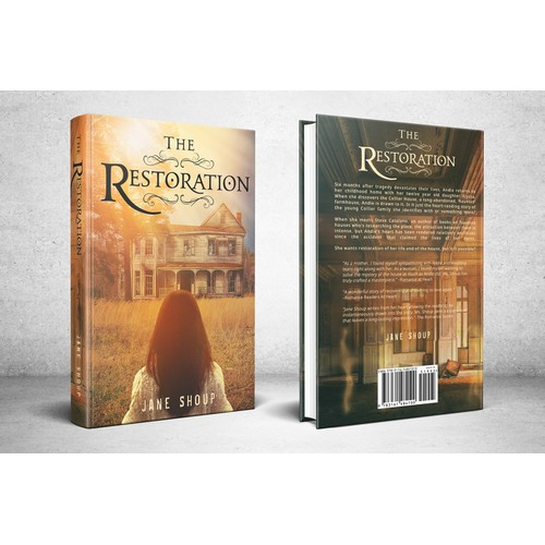 The Restoration Book Cover