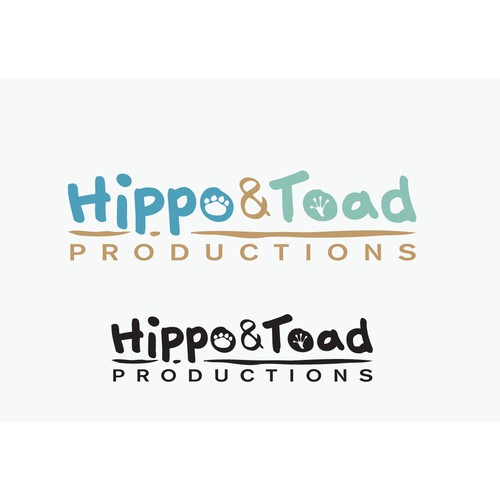 Hippo & Toad Productions needs a new logo