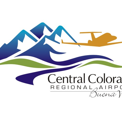 logo for Central Colorado Regional AIrport