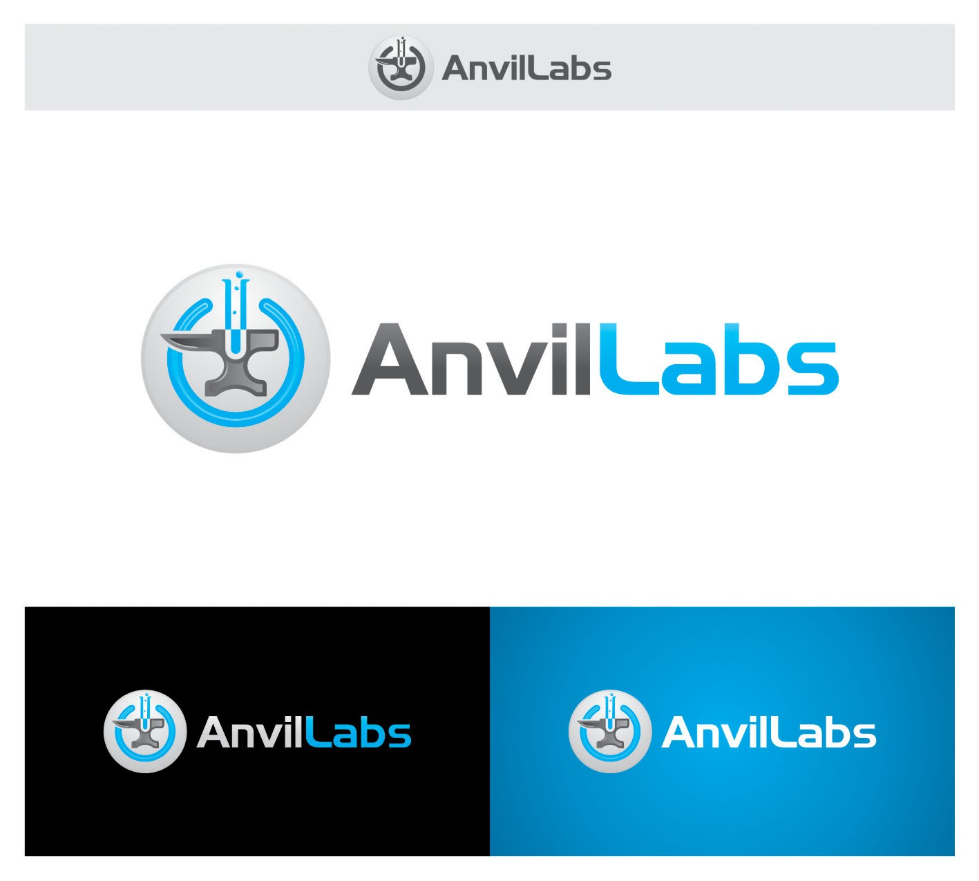 Anvil Labs needs a new logo