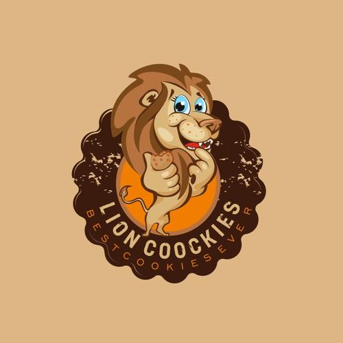Lion coockies