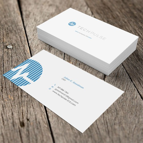 Create our Letterhead and Document Template - IT Company