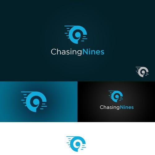 Chasing Logo Design