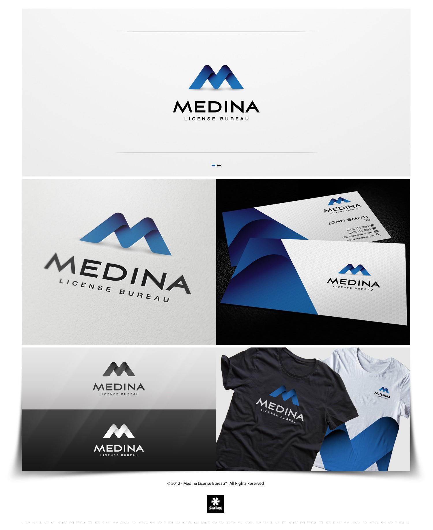Help Medina License Bureau Inc. with a new logo