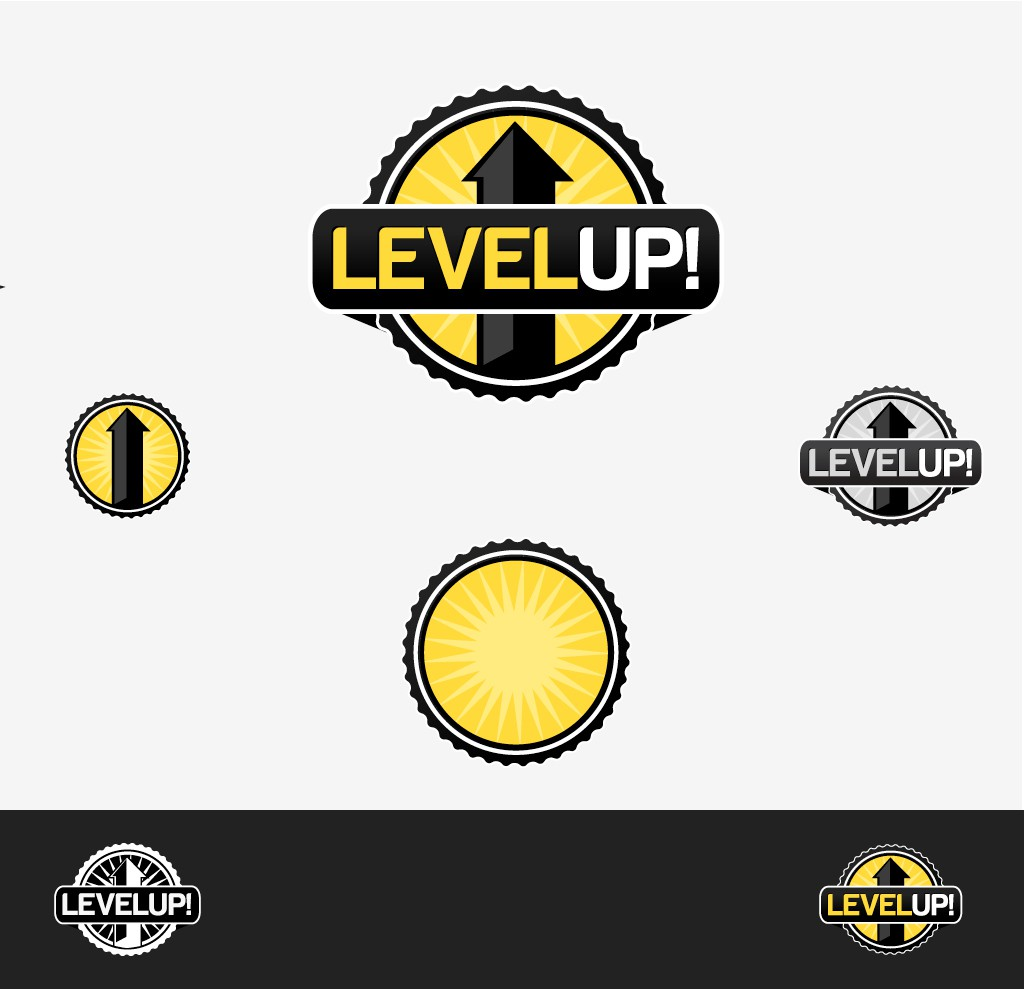 New logo wanted for Level up!