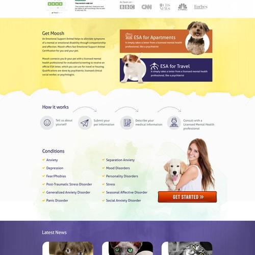 pets website