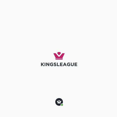 Logo concept for kingsleague