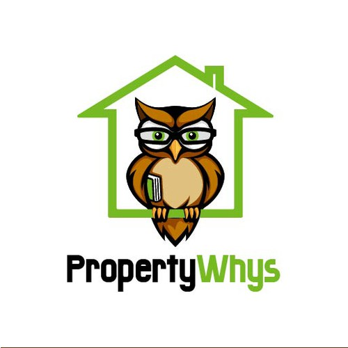 Playfull logo for Property