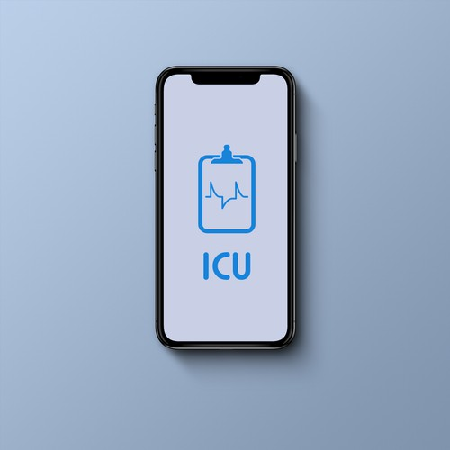 Sophisticated logo for medical app