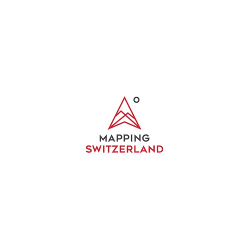 Logo concept for Mapping Switzerland