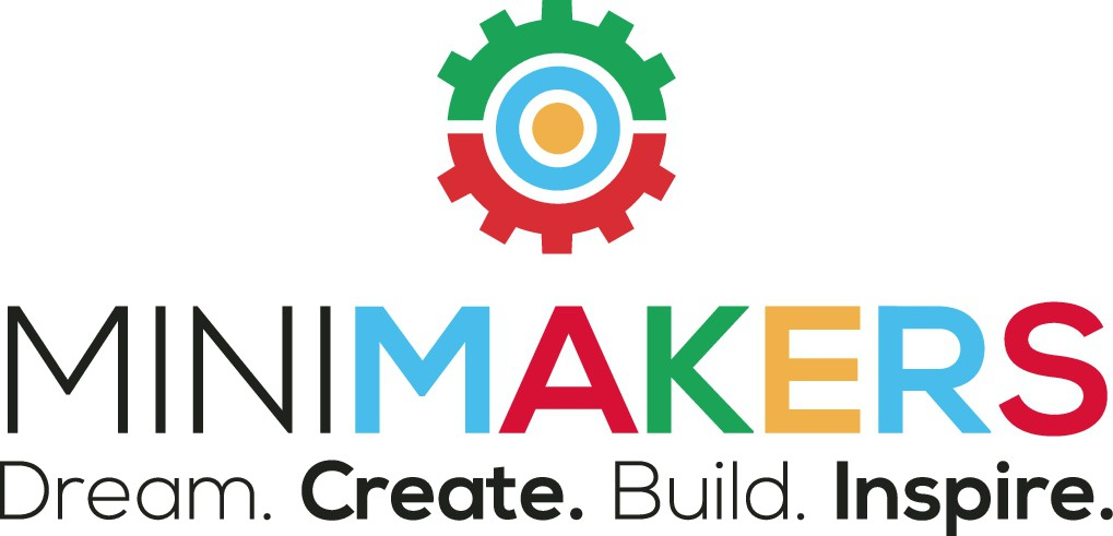 MiniMakers - We inspire a new generation of creators - Need logo/brand attractive to children/parent