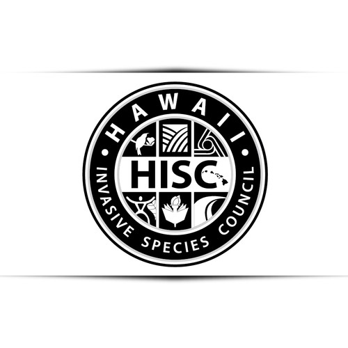 logo for Hawaii Invasive Species Council (HISC)