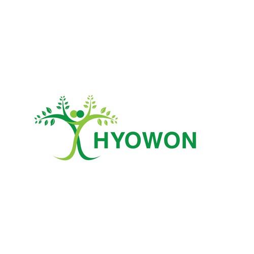Logo for Hyowon