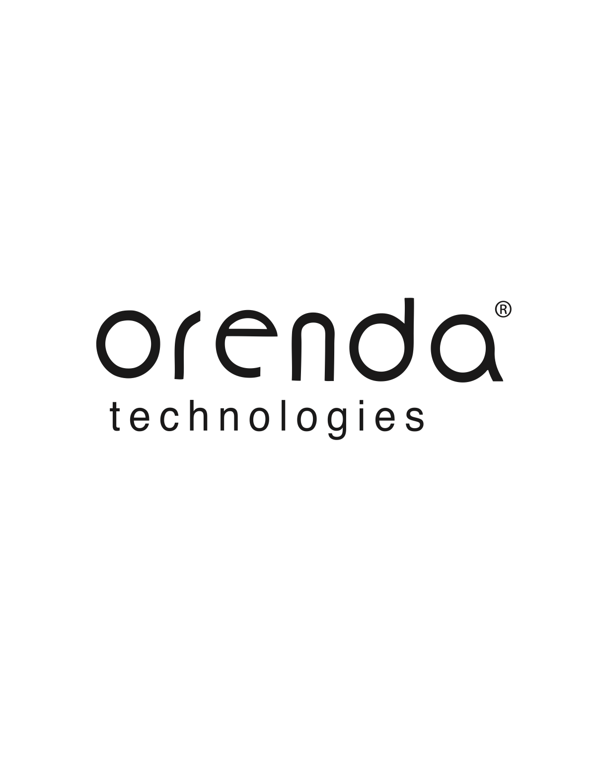 Orenda Academy Logo and Video elements