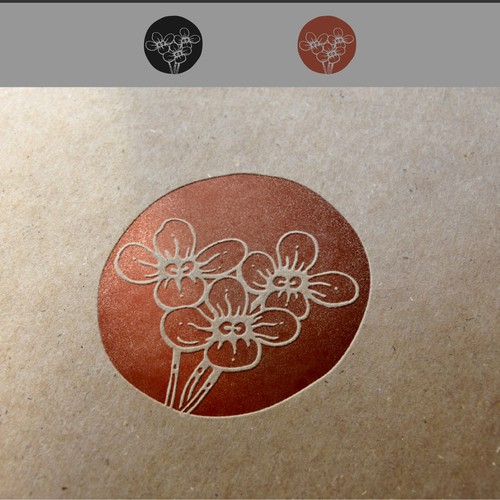 Logo design for family logo