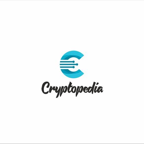 Simple & Clean Logo Design for Cryptopedia.