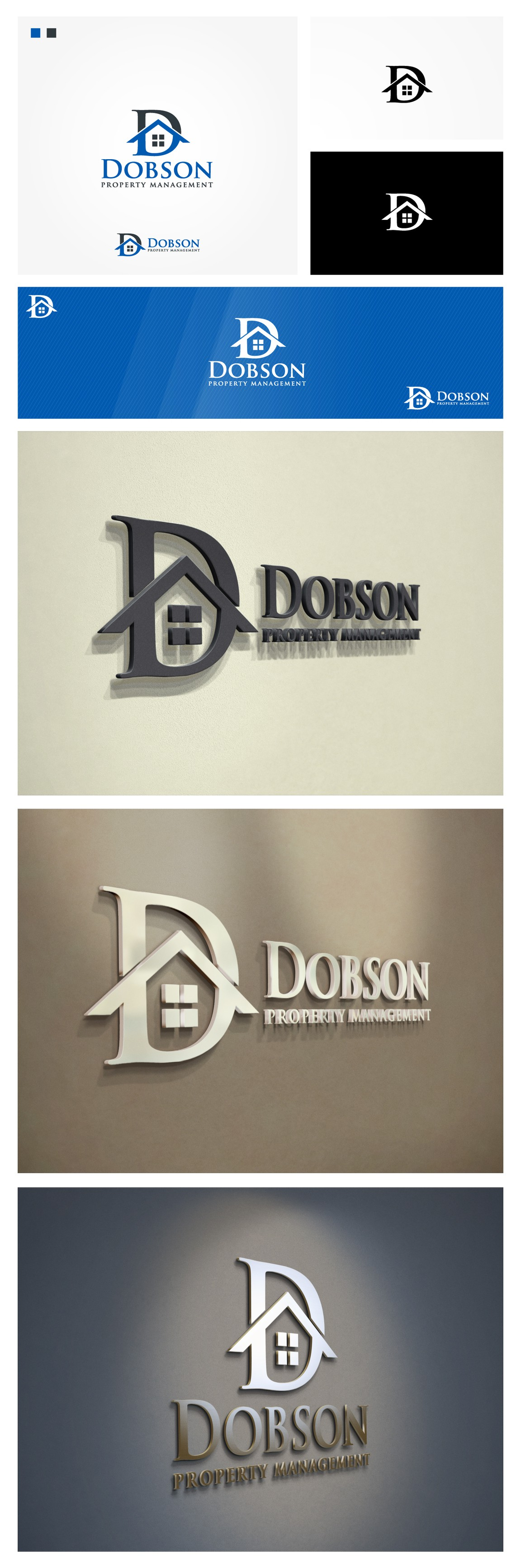 Help Real Estate Investment Company with a new logo