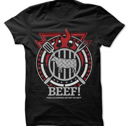 beef tshirt