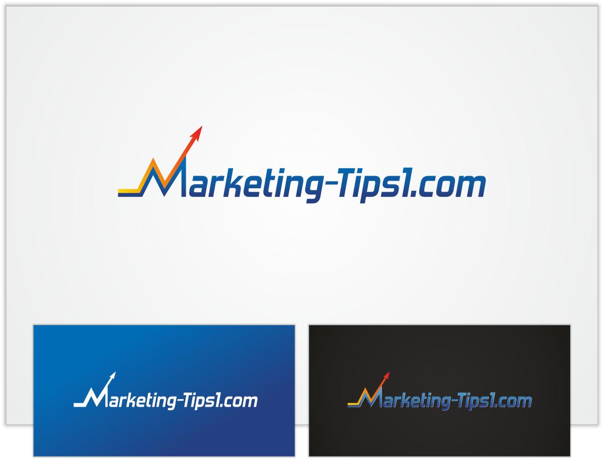 marketing-tips1.com needs a new logo