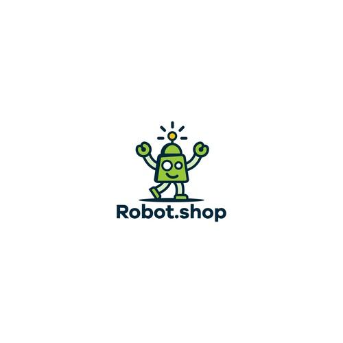 robotshop logo