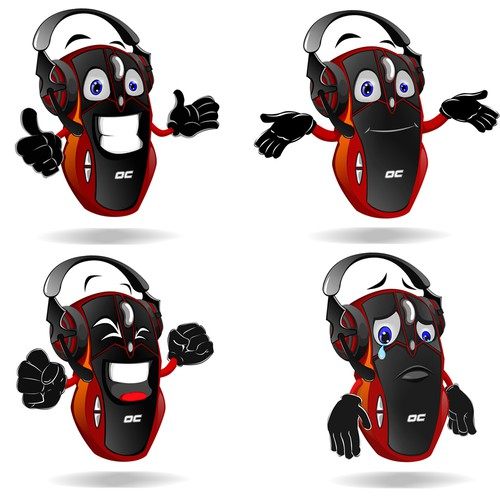 Future Tech Mascot