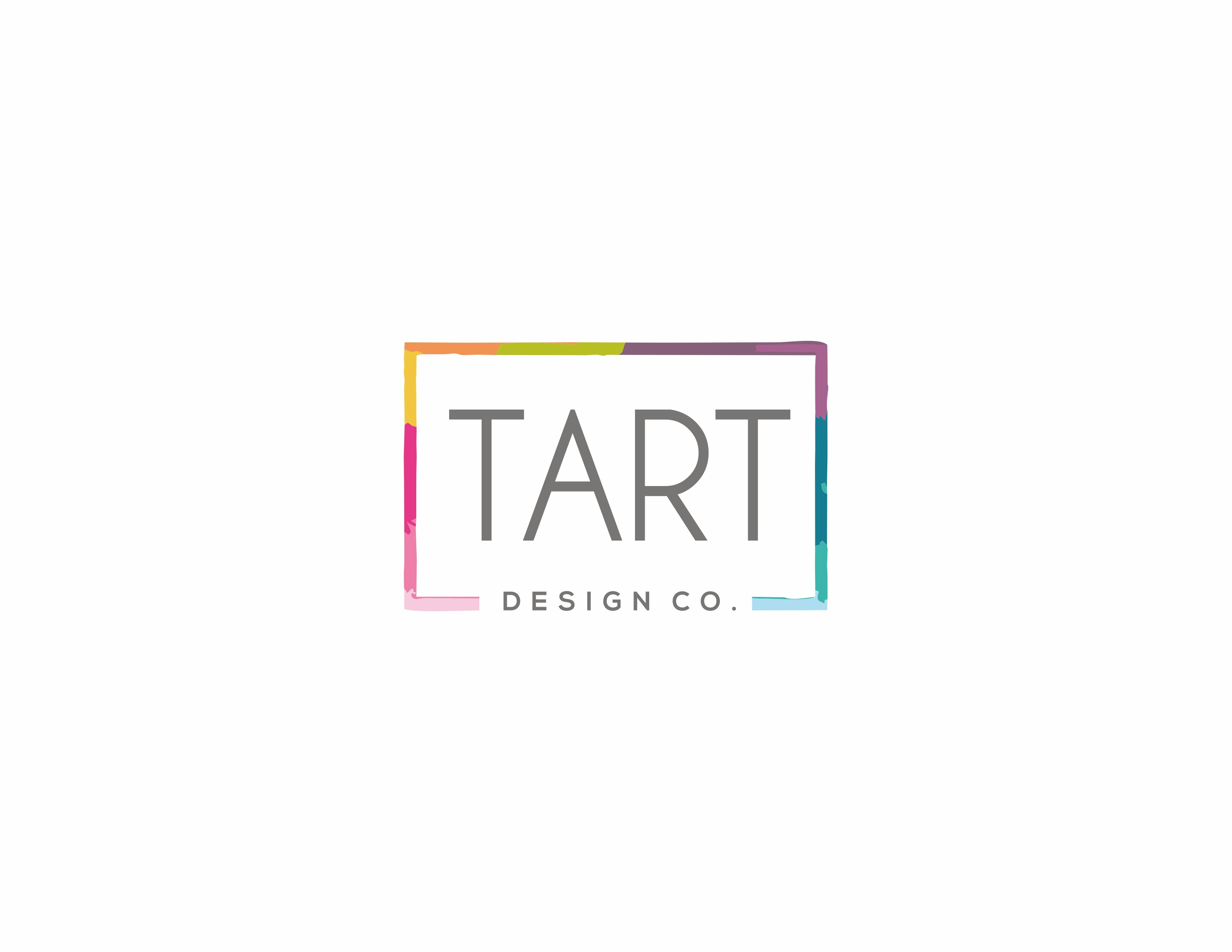 Colorful Eye Catching Logo for a Fast Fashion Brand