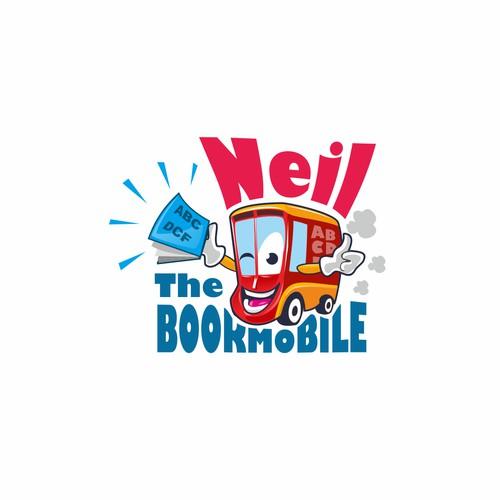 NEIL the BOOKmobile