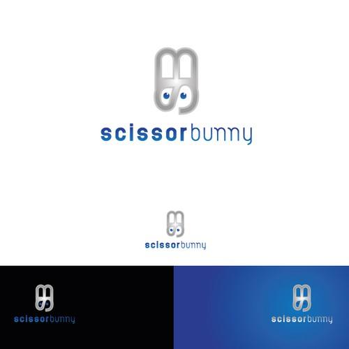 logo for Scissor Bunny LLC